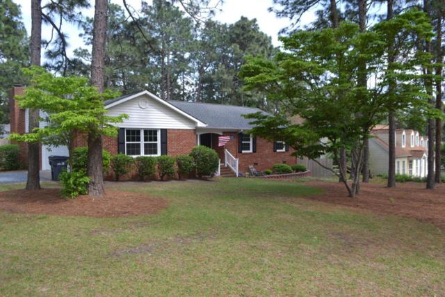 115 E Hedgelawn Way, Southern Pines, NC 28387 (MLS #188490) :: Weichert, Realtors - Town & Country