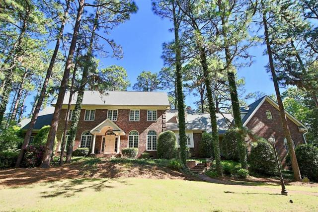20 Muster Branch Road, Pinehurst, NC 28374 (MLS #188495) :: Weichert, Realtors - Town & Country