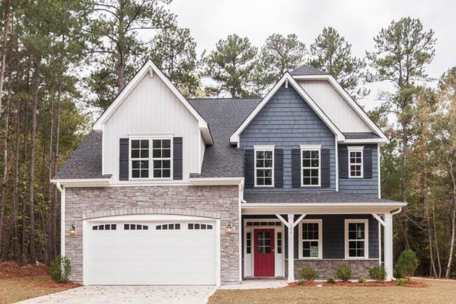 143 Mayfield Court, Whispering Pines, NC 28327 (MLS #188496) :: Weichert, Realtors - Town & Country