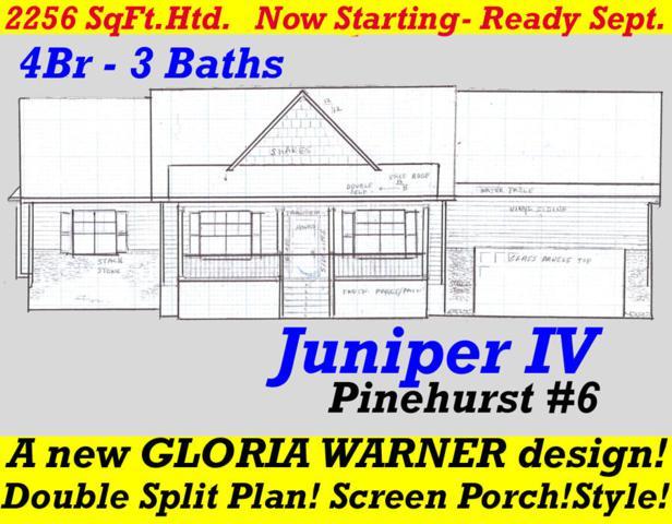198 Juniper Creek Boulevard, Pinehurst, NC 28374 (MLS #188512) :: Weichert, Realtors - Town & Country