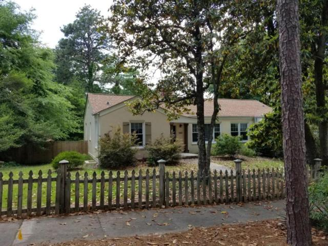 360 E Pennsylvania Avenue, Southern Pines, NC 28387 (MLS #188529) :: Weichert, Realtors - Town & Country