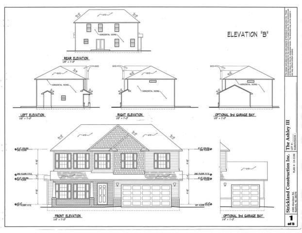 1109 Yellowwood Drive, Aberdeen, NC 28315 (MLS #188540) :: Weichert, Realtors - Town & Country