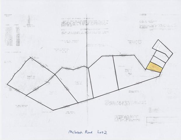 Tbd Mcintosh Road #4, Vass, NC 28394 (MLS #188553) :: Weichert, Realtors - Town & Country