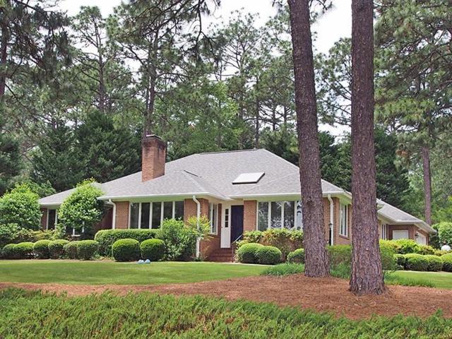 695 SE Lake Forest Drive, Pinehurst, NC 28374 (MLS #188614) :: Weichert, Realtors - Town & Country