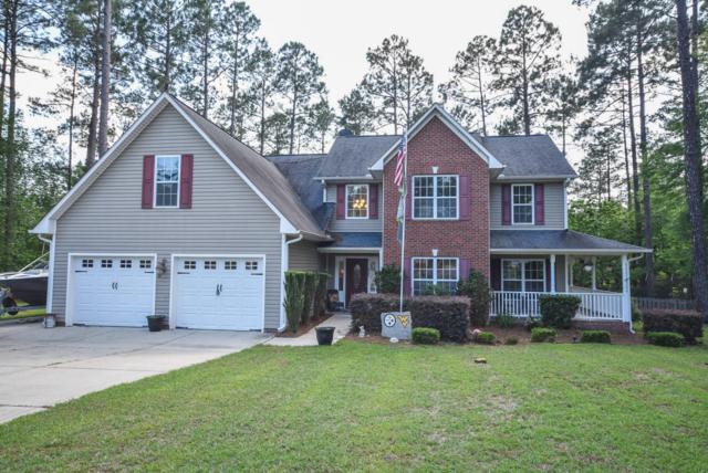 3397 Carolina Way, Sanford, NC 27332 (MLS #188627) :: Weichert, Realtors - Town & Country