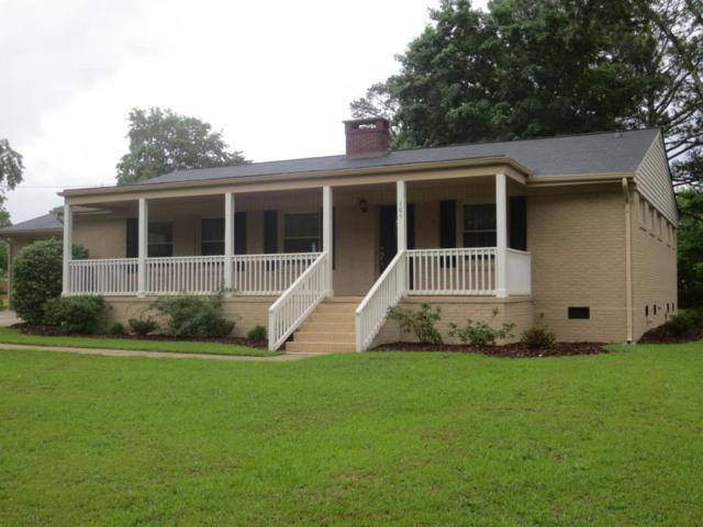 105 Rockingham Street, Carthage, NC 28327 (MLS #188648) :: Weichert, Realtors - Town & Country