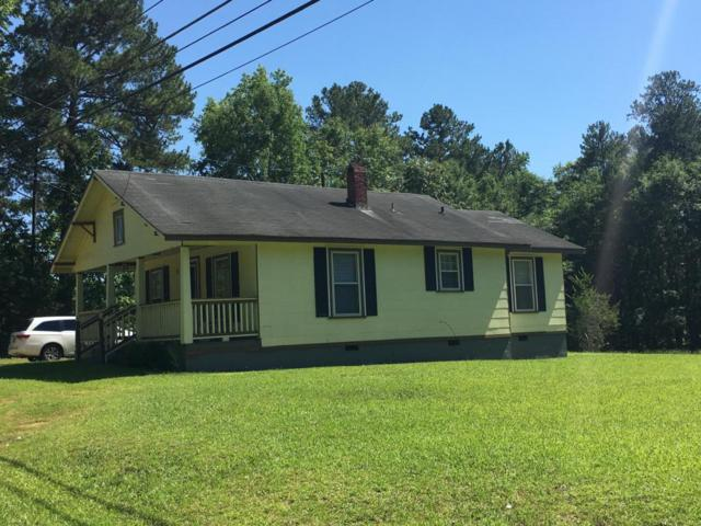 147 Northam Road, Rockingham, NC 28379 (MLS #188750) :: Weichert, Realtors - Town & Country