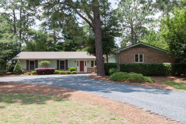 1425 Monticello Drive, Pinehurst, NC 28374 (MLS #188840) :: Weichert, Realtors - Town & Country
