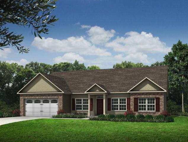 487 Goldenleaf Circle, Whispering Pines, NC 28327 (MLS #188890) :: Weichert, Realtors - Town & Country