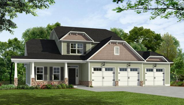524 Goldenleaf Circle, Whispering Pines, NC 28327 (MLS #188892) :: Weichert, Realtors - Town & Country