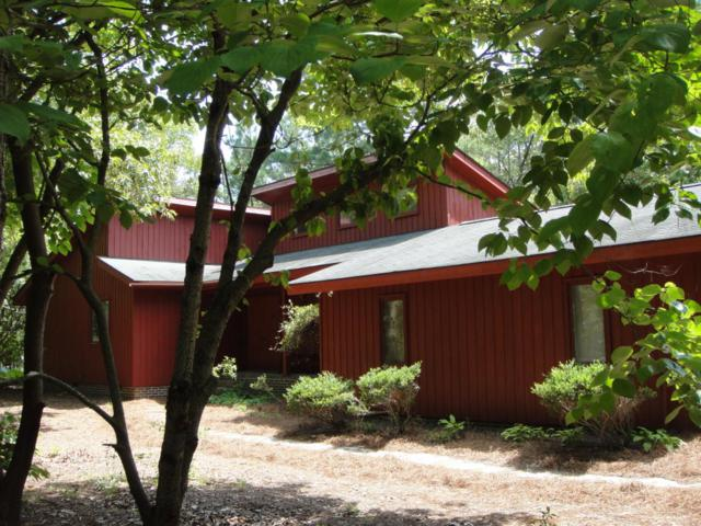 1190 Central Drive Drive, Southern Pines, NC 28387 (MLS #188917) :: Weichert, Realtors - Town & Country
