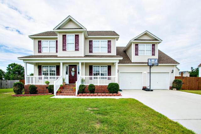 38 Checkmate Court, Cameron, NC 28326 (MLS #188924) :: Weichert, Realtors - Town & Country