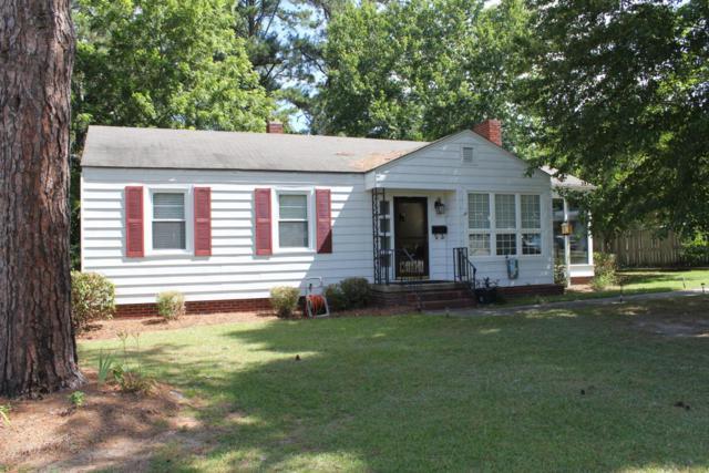 2013 Wheat Street, Rockingham, NC 28379 (MLS #189052) :: Weichert, Realtors - Town & Country