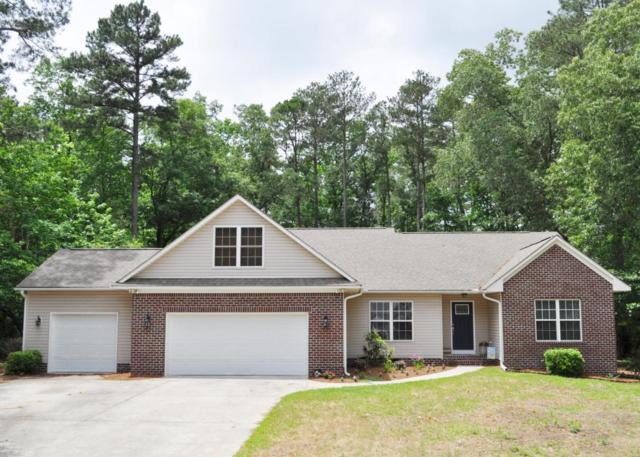 29 Sunset Drive, Whispering Pines, NC 28327 (MLS #189073) :: Pinnock Real Estate & Relocation Services, Inc.