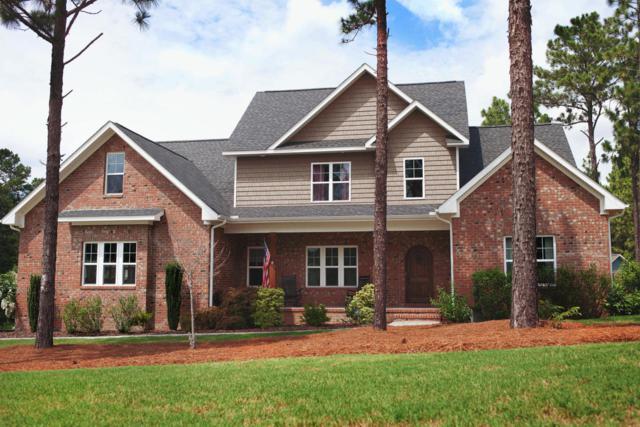 244 Rothbury Drive, Whispering Pines, NC 28327 (MLS #189187) :: Weichert, Realtors - Town & Country
