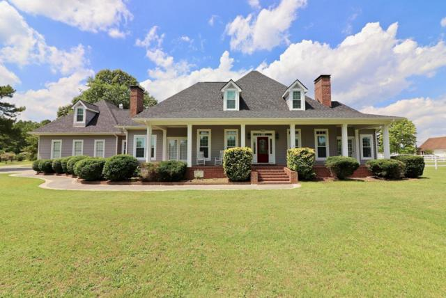 424 Saddlebred Lane, Raeford, NC 28376 (MLS #189191) :: Weichert, Realtors - Town & Country
