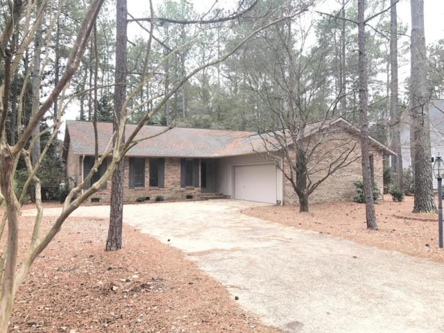 115 Pinyon Circle, Pinehurst, NC 28374 (MLS #189197) :: Pinnock Real Estate & Relocation Services, Inc.