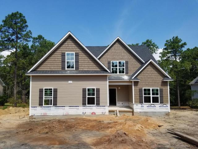 110 Fawnwood Drive, West End, NC 27376 (MLS #189272) :: Weichert, Realtors - Town & Country