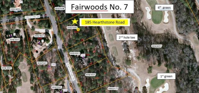 185 Hearthstone Road, Pinehurst, NC 28374 (MLS #189314) :: Weichert, Realtors - Town & Country