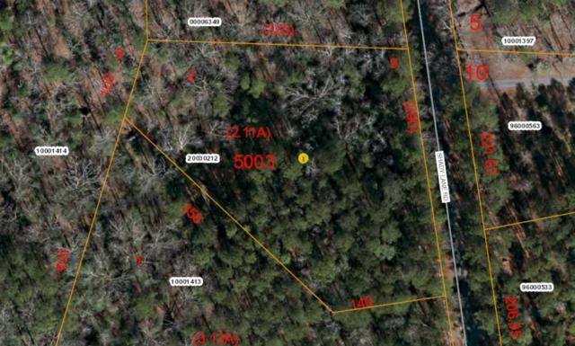 Lot 2 Shady Lane Road, Carthage, NC 28327 (MLS #189325) :: Weichert, Realtors - Town & Country