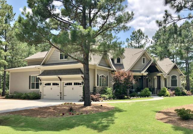 102 Hammerstone Circle, Whispering Pines, NC 28327 (MLS #189331) :: Weichert, Realtors - Town & Country