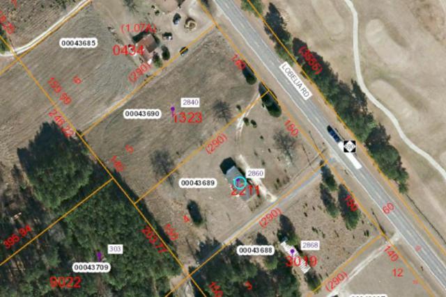 2840 Lobelia Road, Vass, NC 28394 (MLS #189346) :: Weichert, Realtors - Town & Country