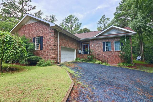 736 Ginseng Drive, Vass, NC 28394 (MLS #189353) :: Pinnock Real Estate & Relocation Services, Inc.