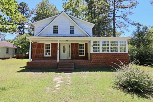 120 Woods Road, Pinehurst, NC 28374 (MLS #189399) :: Pinnock Real Estate & Relocation Services, Inc.