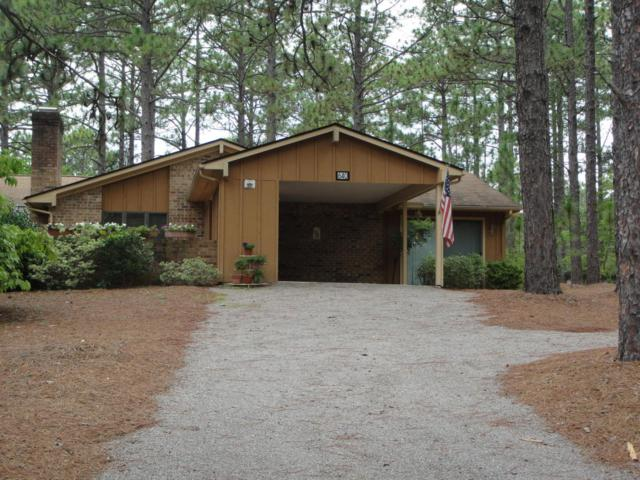 640 Redwood Drive, Southern Pines, NC 28387 (MLS #189404) :: Pinnock Real Estate & Relocation Services, Inc.