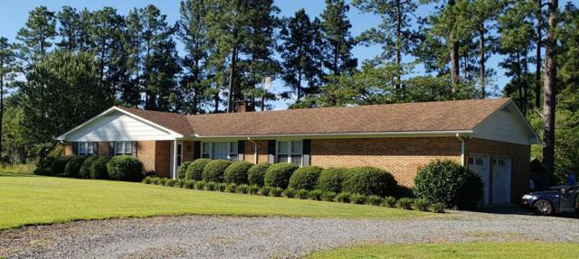 590 Murray Hill Road, Southern Pines, NC 28387 (MLS #189431) :: Pinnock Real Estate & Relocation Services, Inc.