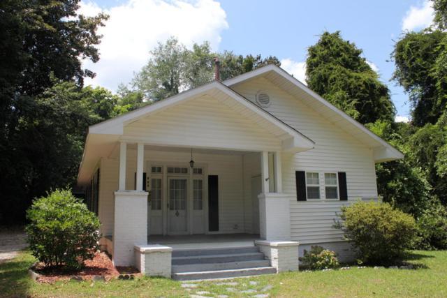 509 Jefferson St, Hamlet, NC 28345 (MLS #189433) :: Weichert, Realtors - Town & Country