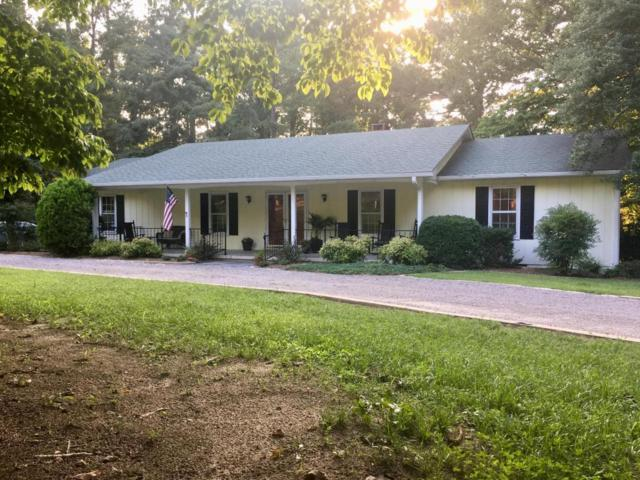 52 Sunset Drive, Whispering Pines, NC 28327 (MLS #189460) :: Weichert, Realtors - Town & Country