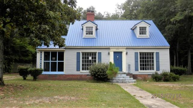 4741 Main Street, Gibson, NC 28343 (MLS #189469) :: Pinnock Real Estate & Relocation Services, Inc.