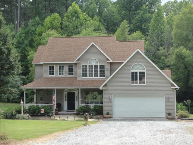 150 Pleasant Ridge, Carthage, NC 28327 (MLS #189470) :: Weichert, Realtors - Town & Country