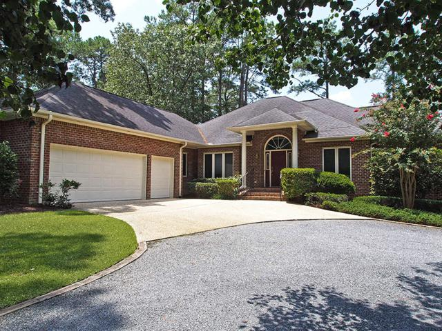 5 Dixie Drive, Whispering Pines, NC 28327 (MLS #189483) :: Weichert, Realtors - Town & Country
