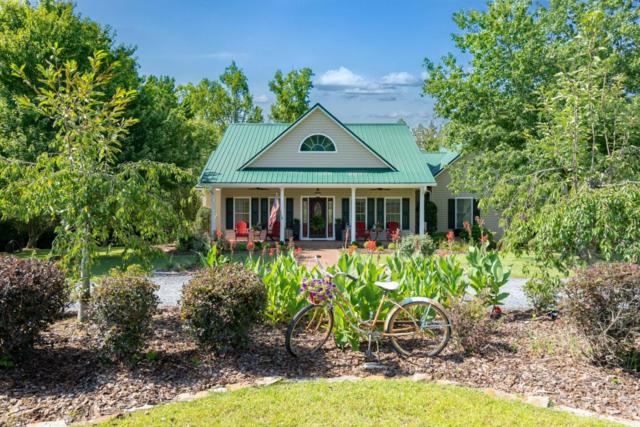 2449 Dowd Road, Carthage, NC 28327 (MLS #189498) :: Weichert, Realtors - Town & Country