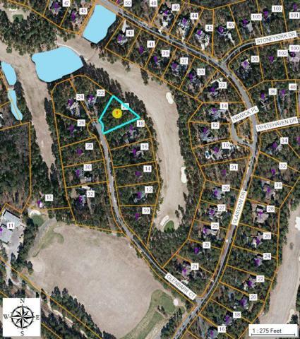 20 Glenbarr Court, Pinehurst, NC 28374 (MLS #189507) :: Weichert, Realtors - Town & Country
