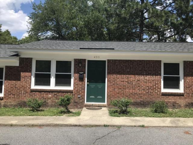 435 N Saylor Street, Southern Pines, NC 28387 (MLS #189509) :: Weichert, Realtors - Town & Country