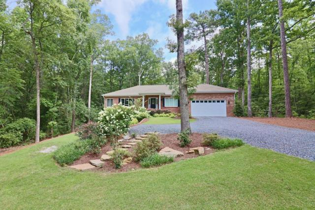 202 Lakeview Drive, Whispering Pines, NC 28327 (MLS #189527) :: Weichert, Realtors - Town & Country