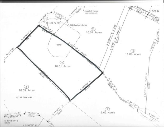 485 Stage Road, Carthage, NC 28327 (MLS #189546) :: Weichert, Realtors - Town & Country