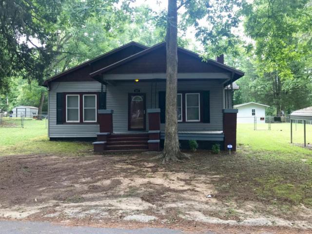 147 Barrett Street, Rockingham, NC 28379 (MLS #189561) :: Weichert, Realtors - Town & Country