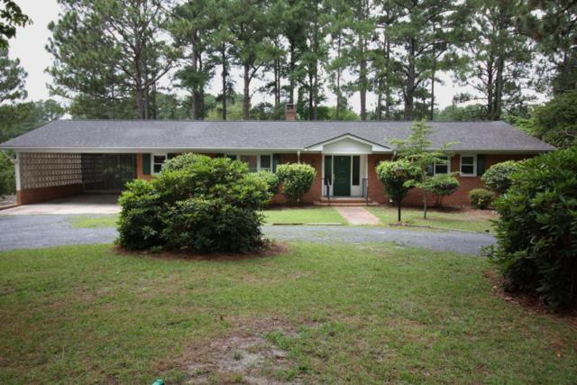 3 Piney Point, Whispering Pines, NC 28327 (MLS #189586) :: Weichert, Realtors - Town & Country