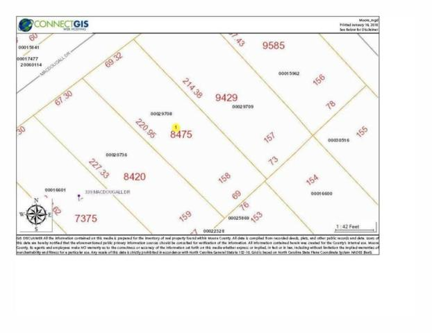 158 Macdougall Drive, West End, NC 27376 (MLS #189589) :: Weichert, Realtors - Town & Country