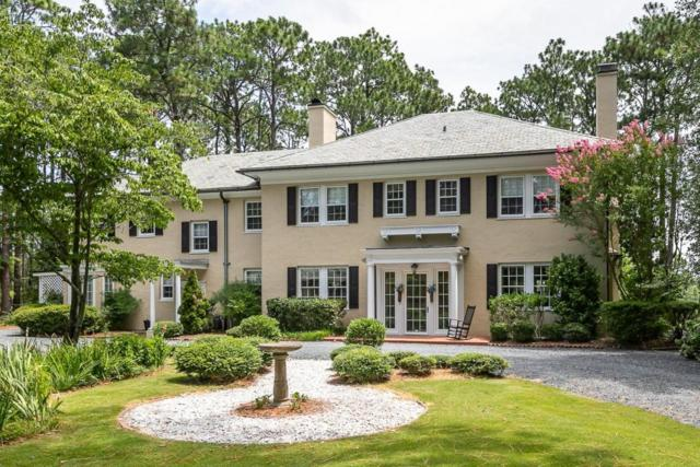 1495 W Connecticut Avenue, Southern Pines, NC 28387 (MLS #189601) :: Weichert, Realtors - Town & Country