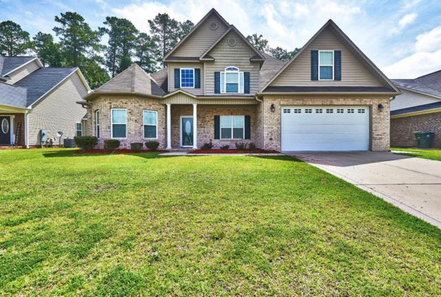 921 Cedar Glen Drive, Fayetteville, NC 28314 (MLS #189614) :: Weichert, Realtors - Town & Country