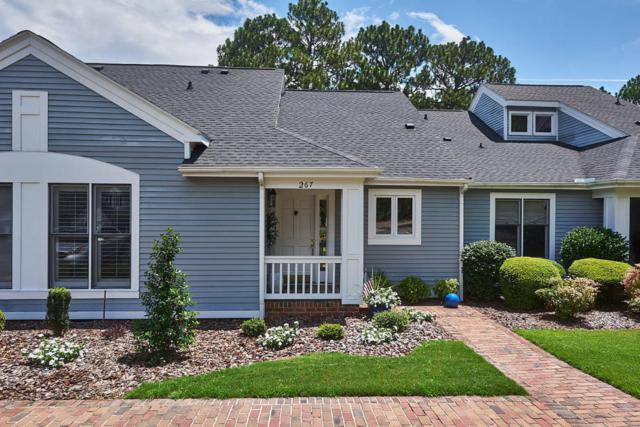 267 N Knoll Road, Southern Pines, NC 28387 (MLS #189649) :: Weichert, Realtors - Town & Country
