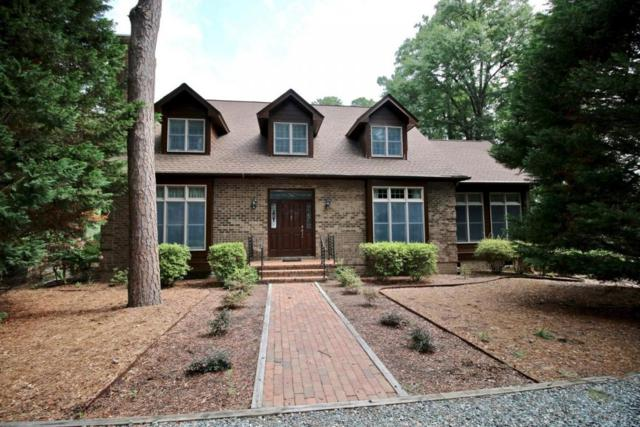 7 Village Lane, Pinehurst, NC 28374 (MLS #189658) :: Weichert, Realtors - Town & Country