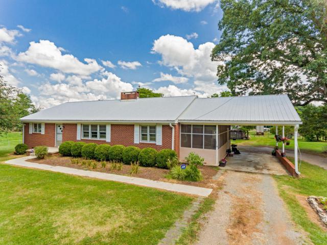 675 Flint Hill Church Road, Robbins, NC 27325 (MLS #189668) :: Weichert, Realtors - Town & Country