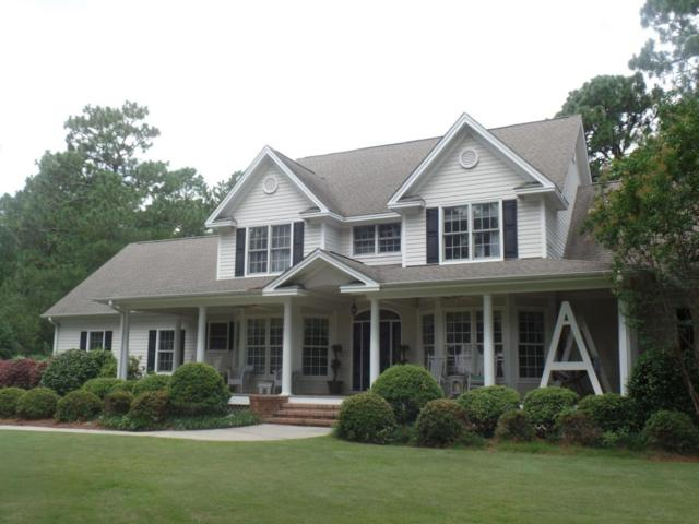 580 Fairway Drive, Southern Pines, NC 28387 (MLS #189699) :: Weichert, Realtors - Town & Country