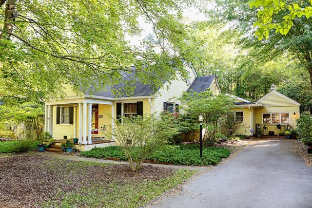 425 Dogwood Lane, Southern Pines, NC 28387 (MLS #189727) :: Weichert, Realtors - Town & Country